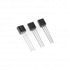 2N2222A Transistor Package 3