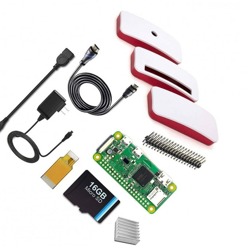 Raspberry Pi Zero W full primer case edition