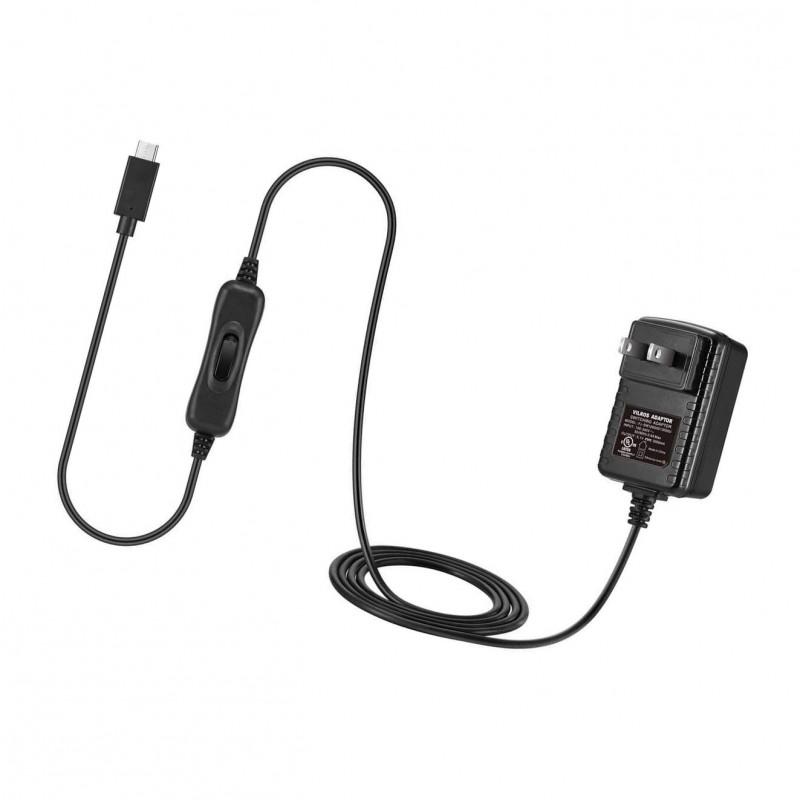 Pi 4 USB-C power with switch