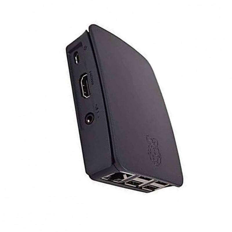 Raspberry Pi 3 Protection shell (black)