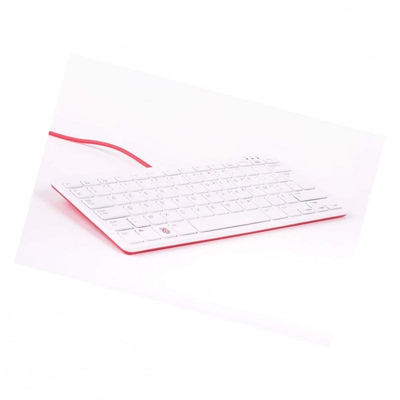 Raspberry Pi keyboard and hub